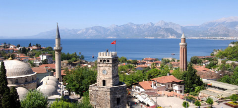Turkey Enjoys World's Highest Annual Residential Price Growth cover