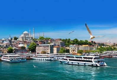 تعرف على اسطنبول الاوربية عن قرب ... أحياؤها و ميزاتها cover