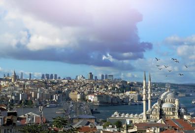 مزايا العيش في تركيا cover