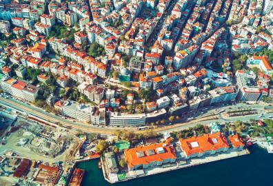 أغلى الأحياء في مدينة إسطنبول cover