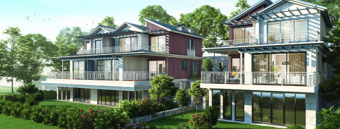 Own an Apartment in Sariyer with a Charming view of the Forests