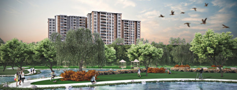 Live and Enjoy Comfort & Safety in Basaksehir .. Among its Gardens and Green Spaces