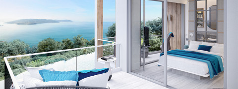 Bodrum Beach Villas with Services for a Comfortable Luxury Life